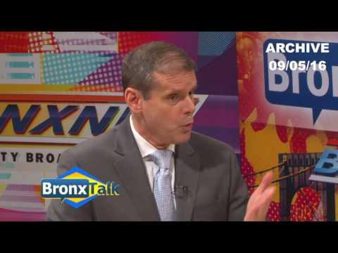 BronxTalk 12 26 16