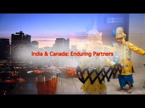 India & Canada: Enduring Partners