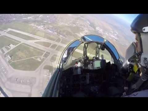 MiG 29 Solo Display Sofia Airshow 2014