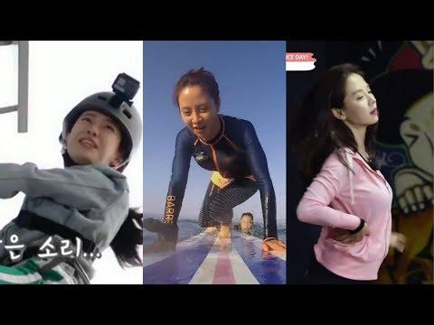 Top 7 Song Ji Hyo's Amazing Skill As Ace On 'Song Ji Hyo's Beautiful Life' Show