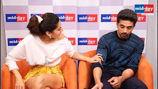 Are Taapsee Pannu and Saqib Saleem dating each other?