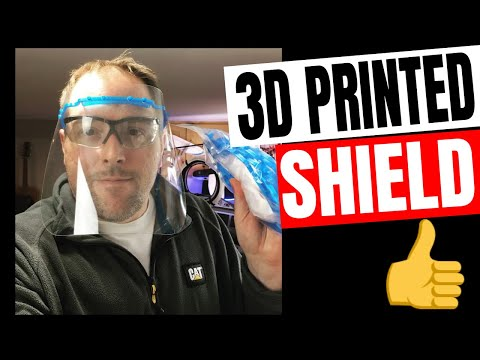 3d-printed-protective-face-shields-for-healthcare-workers😷-let's-do-this!-📣(full-video-friday)📣