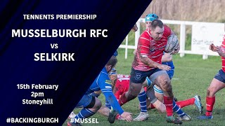 HIGHLIGHTS | Musselburgh vs Selkirk - Tennents Premiership 2019/20