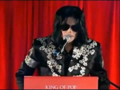 Michael Jackson Last Interview May 3rd  2009 - THIS IS IT Tour Promotion Live from London