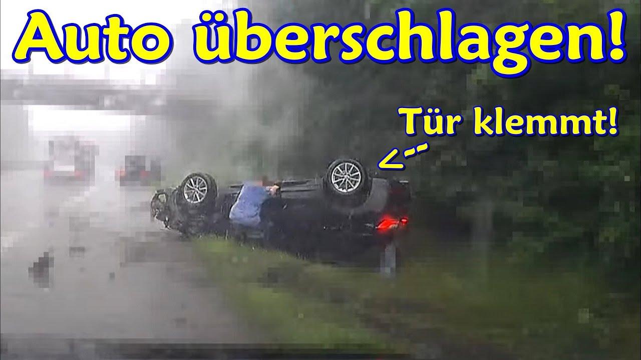 Unterlassene Hilfeleistung, Ärger mit Straßenbahn und Audi-Drängler  DDG Dashcam Germany   #263