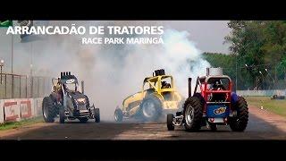 Arrancadão de Tratores no Race Park Maringá - CANAL MAX POWER