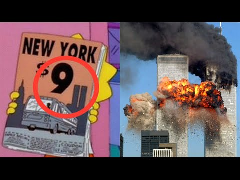 Top 15 CREEPY Times TV Shows Predicted The Future