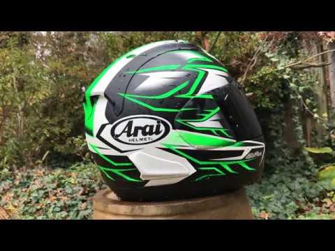 Arai Helmet Cleaning Part 1: Corsair-X, Quantum-X, Signet-X