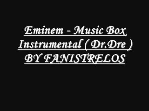 Eminem - Music Box  Instrumental