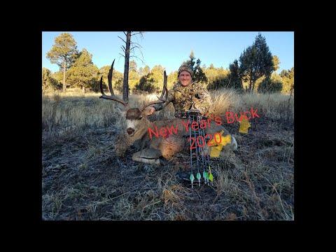 2020 Mule Deer Hunt NM