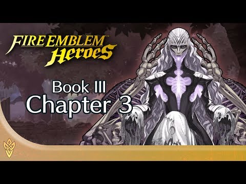 Let's Play Fire Emblem Heroes: Book 3 Chapter 3 Lunatic -
