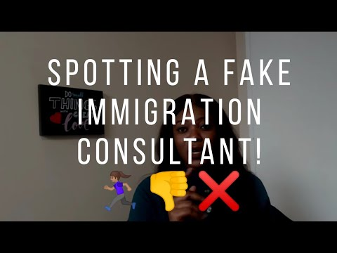 Tips To Avoid Being Scammed By Fake Canada Immigration Consultants