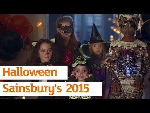 Halloween | Sainsbury's Ad | Autumn 2015
