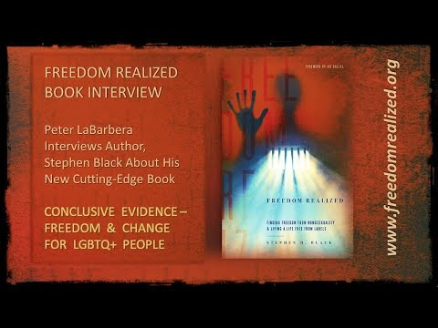 Freedom Realized Book Interview