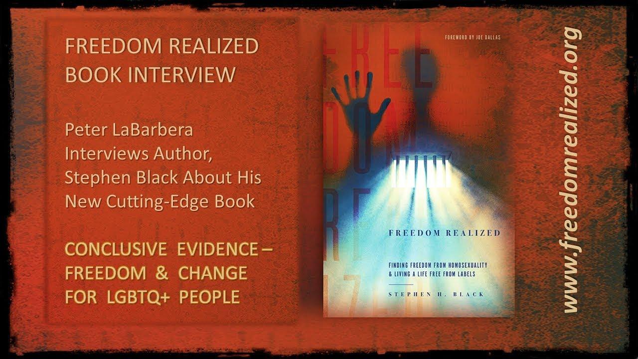Stephen Black > Freedom Realized