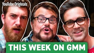 Jack Black   This Week on GMM by : Good Mythical Morning