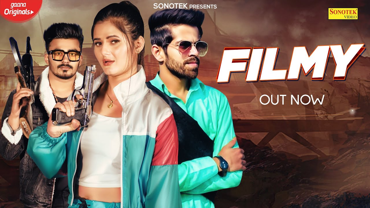 Filmy : Full Video | Masoom Sharma, Anjali Raghav, Manisha, Hooda Ghuskani | New Haryanvi Songs 2021