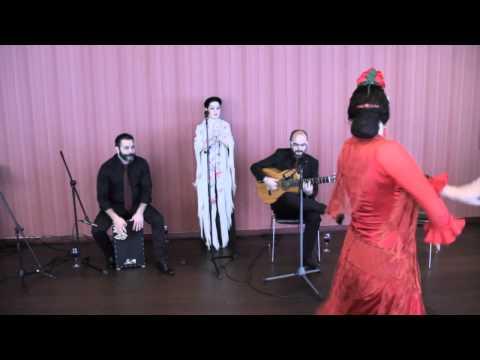 MARIDARTE, FLAMENCO & WINE PAIRING: Bobal Icon 2012, D.O. Manchuela