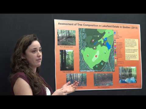 Environmental & Wildlife Management Student Geographical Information Systems Projects