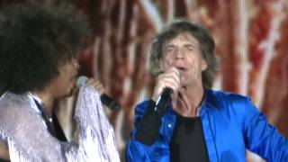 The Rolling Stones - Gimme Shelter (Hyde Park, London 6th July 2013)