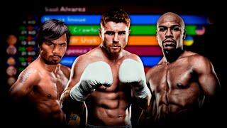 Top 10 boxers P4P: Ring Magazi…