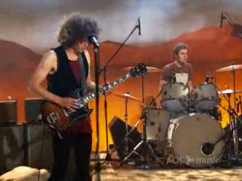 Wolfmother - White Unicorn Live at AOL Music Sessions