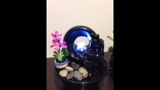 Rdf 596 Indoor Water Fountain For Housewarming And Wedding Gift