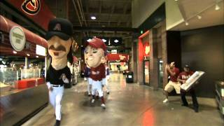 "Arizona Diamondbacks All-Star lip dub - Smash Mouth ""All-Star"""