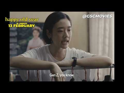 HAPPY OLD YEAR (Official Trailer) - In Cinemas 13 February 2020