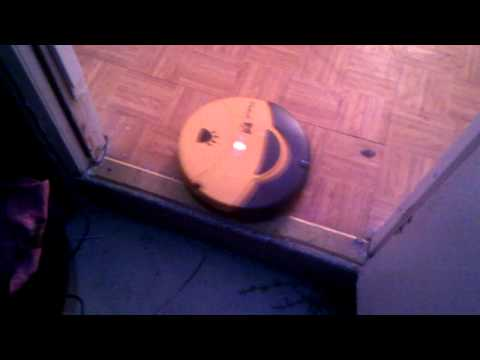 Roomba dirt dog part 2 ( avoids falling off edge)