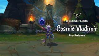 Cosmic Vladimir Epic Skin (Pre-Release)