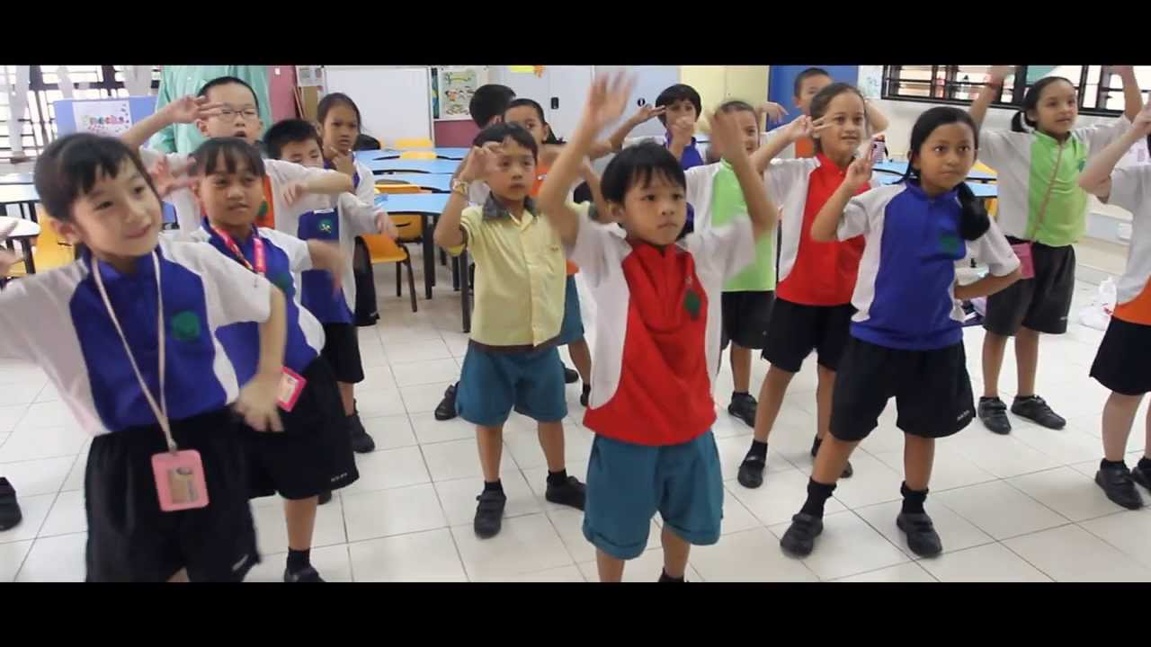 Blangah Rise Primary School - Dance Fitness Education Programme