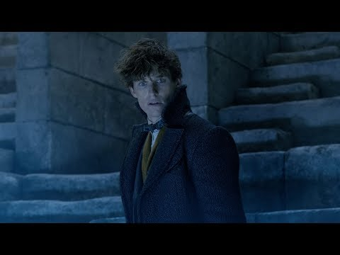 Cindy Collins - Fantastic Beasts:The Crimes of Grindelwald Trailer