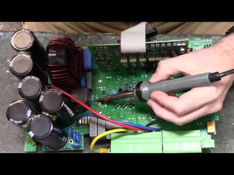 The Hardest and Easiest Way. Removing the IGBT from the Power Board