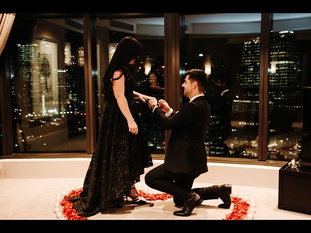 She Was So Pampered! Proposal | my proposal co. | Melbourne