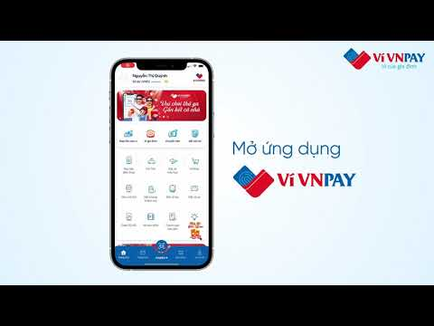 Hướng dẫn định danh tài khoản Ví điện tử VNPAY