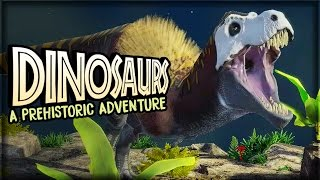 Dinosaurs: A Prehistoric Adventure | A DINOSAURS EXHIBITION (Demo Preview)