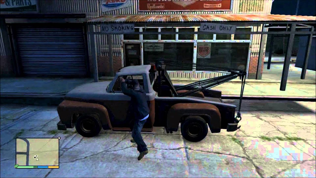 how to change day to night gta 5