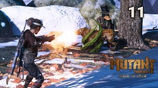 Mother Zone Dog - #11 Mutant Year Zero: Road to Eden FULL GAME Let's Play Gameplay
