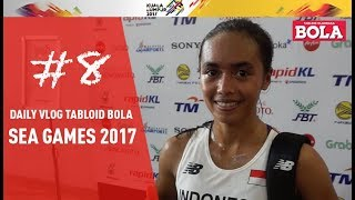 DAY 9 : EMAS DI TINJU DAN ATLETIK (SEA GAMES 2017)