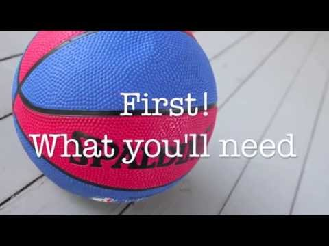 DIY: Medicine Ball Tutorial
