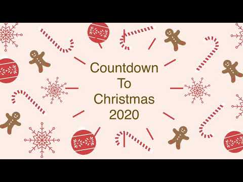 Merry Elfin Christmas Giveaway 2020 New Series   Countdown to Christmas 2020 intro video   YouTube