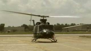 Sri Lanka Air Force - VIP Helicopter Squadron - Bell 412