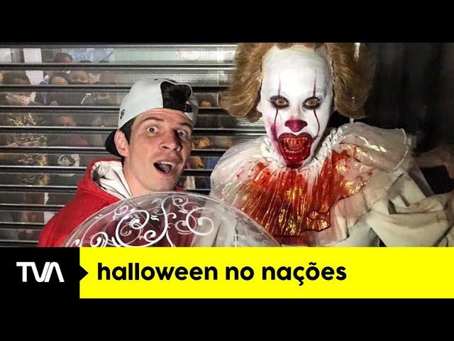 Halloween no Nações 2020