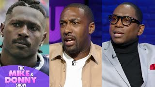 Gilbert Arenas & Guy Torry Talk Antonio Brown's Meltdowns & Public Pitfalls -The Mike & Donny Show