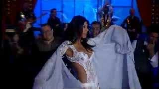 Makina Kafa Dansöz şov