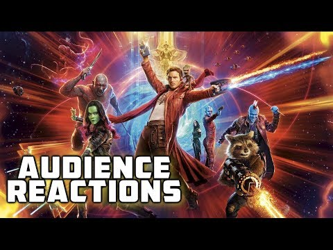 Thumbnail: Guardians of the Galaxy Vol 2 {SPOILERS}: Audience Reactions | May 5, 2017