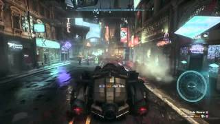 Batman Arkham Knight - Set Up Countermeasures Against The Cloudburst Device