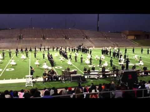 Austin High School Band Night 2012