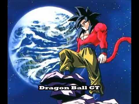 sigla dragon ball gt con testo